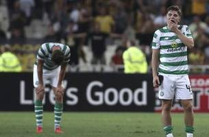 AEK knocks Celtic out of Champions League qualifiers