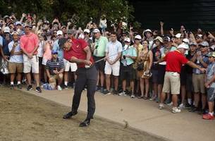 column: best measure of woods is when he has the lead