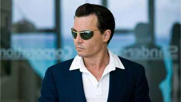 Has Johnny Depp's Biggie Smalls Movie Been Canned?