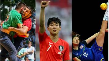 asian games - is this eclectic mix of 40 events the olympics+?