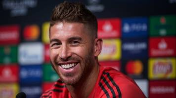Real Madrid's Ramos criticises Liverpool boss Klopp