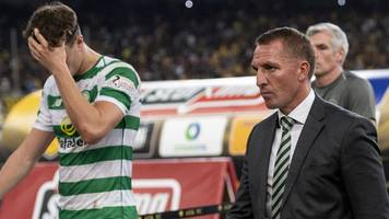 Brendan Rodgers: Celtic should have strengthened like Liverpool
