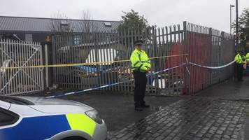 man pulled from edinburgh fire seriously hurt