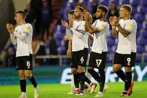 Watch Steve Nicholson's verdict as Derby County beat Oldham Athletic in the Carabao Cup