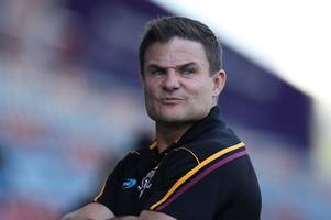 Simon Woolford provides Huddersfield Giants injury updates and talks Hull FC form