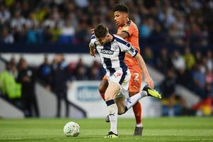 west brom player ratings as burke's first albion goal downs luton in carabao cup