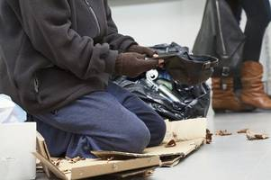 Government plans to end homelessness by 2027 - as rough sleepers increase 550% in North East Lincolnshire