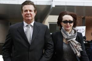 Manafort's Defense Rests Without Calling Witnesses, Will Move To Closing Arguments