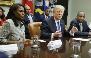 Trump Campaign Files For Arbitration Against Former White House Aide Omarosa