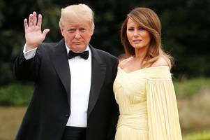 melania trump 'wants to divorce donald and uses style to punish him' says president's former aide