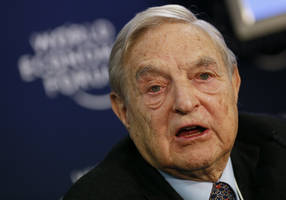 Far-right harassment spurs move of billionaire Soros's foundation
