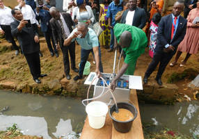 Israeli invention to help combat cholera epidemic in Cameroon