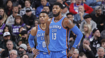 what are the thunder's chances in stacked western conference?