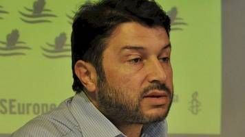 Taner Kilic: Amnesty Turkish chair to be released from prison