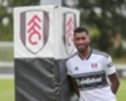 Andre-Frank Zambo Anguissa impresses in first Fulham training