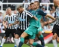Newcastle confirm Yedlin knee injury not serious