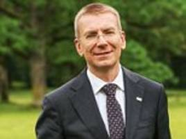 Chances of 'no deal' Brexit are 50-50, warns Latvian minister