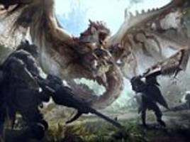 'monster hunter' is removed from sale in china