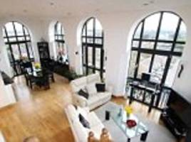 penthouse with stunning views in a 1930s water tower could be yours for £750k