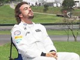 alonso will be remembered for his attacking style and acerbic quotes