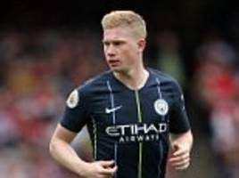 'Manchester City do not have to win Champions League to be a success' says Kevin De Bruyne