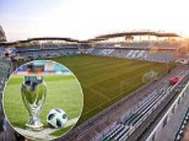 real madrid take on atletico in super cup… but why is it being held in estonia?