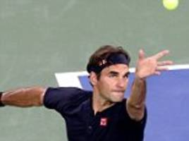 roger federer wins first game at cincinnati masters since 2015 in straight sets over peter gojowczyk