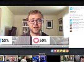 Facebook buys interactive video firm in bid to make its live broadcasts more interactive