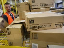 The UK's advertising authority banned an Amazon promotion for being 'misleading' (AMZN)