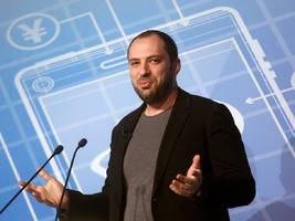 the billionaire cofounder of whatsapp is 'resting and vesting' — showing up to facebook and barely working in order to collect a $450 million payday (fb)