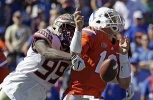 Defensive end Burns re-energized by new Florida State scheme