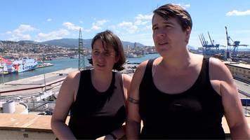 Italy bridge collapse: 'We just ran for our lives'