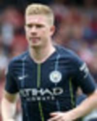 man city news: kevin de bruyne opens up on whether he will become a manager