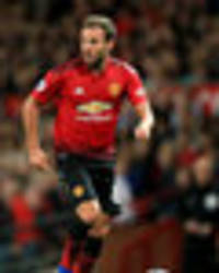 man utd news: juan mata eyed by valencia as he enters final year of contract