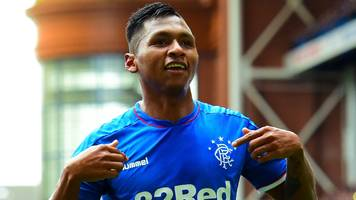 Alfredo Morelos: Rangers reject Bordeaux bid for striker