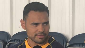 ben te'o: you start to wonder 'is this worth it?'