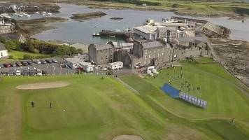 getting in the swing of things at girls' british amateur championship at ardglass