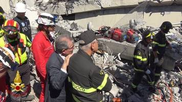 italian pm declares state of emergency after bridge collapse