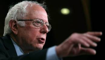 us sen. bernie sanders clinches vermont's senate democratic nomination