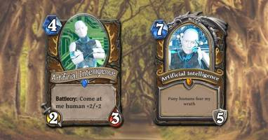 Researchers teach Hearthstone bot to dominate Legend rank players