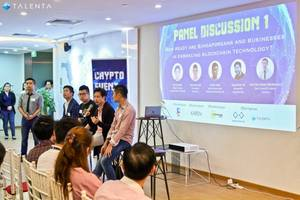 crypto night returns with a blockchain crash course by developers, crypto analysts and industry experts