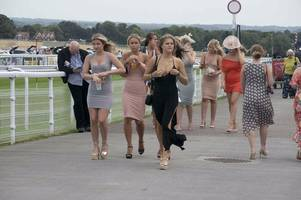 17 pictures as thousands arrive for beverley ladies day 2018