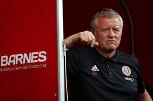 the best team lost says sheffield united boss chris wilder after hull city defeat