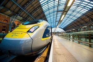 arian abazi has jail sentence cut after trying to sneak kosovan wife into the uk onboard eurostar