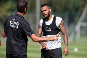leicester city defender danny simpson linked with loan move to stoke city