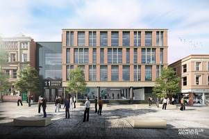 councillors reject plans for 'ugly, square building' on station street