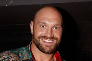 tyson fury vows to make italian sausage out of francesco pianeta at windsor park