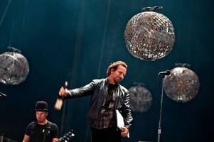 Pearl Jam condemned over White House poster featuring Donald Trump's rotting corpse
