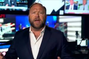 Twitter bans right-wing conspiracy theorist Alex Jones from tweeting