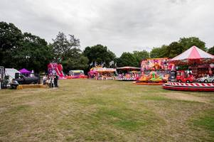 Tornados and torrential rain ripped through Chelmsford BBQ cookout left organisers 'underwhelmed'